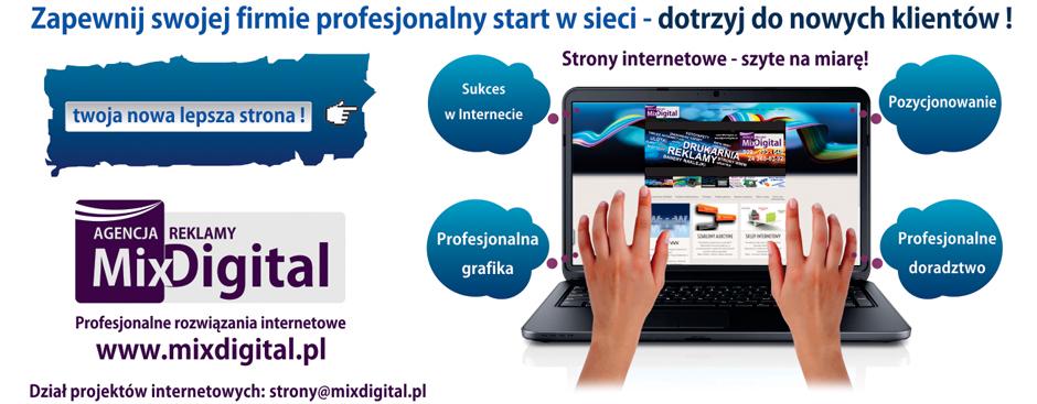 282e4657a03fc Agencja Reklamy MixDigital - Drukarnia Płock
